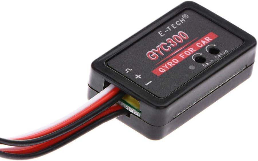 Dnasrivew GYC300 Drift Drive Control Mini Gyro Module for Advanced RC Car Boat Accessory 1