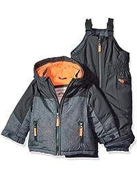 Baby Boys Heavyweight 2-Piece Skisuit Snowsuit