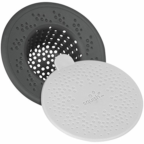 Sink Stopper (Squish Sink Stopper/Strainer Stopper/Strainer)