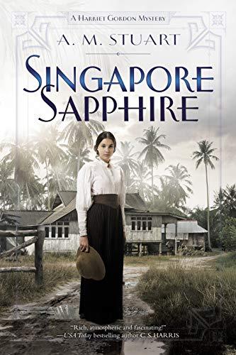 Singapore Sapphire by A M Stuart