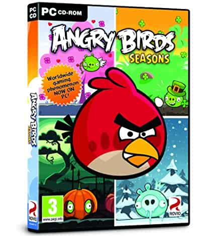 Angry Birds by Category