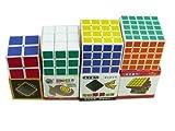 ShengShou 2x2x2 3x3x3 4x4x4 5x5x5 Cube Puzzle White thumbnail