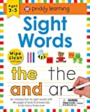 #7: Wipe Clean Workbook: Sight Words (enclosed spiral binding) (Wipe Clean Learning Books)