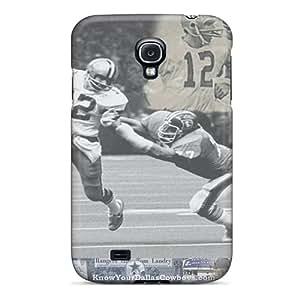 ZvHkzdJ-1717 Dallas Cowboys Awesome High Quality Galaxy S4 Case Skin