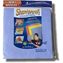 ShamWow Super Absorbent Mini Towels 3 Pack