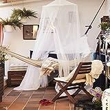 UEETEK Mosquito Net Baby Toddler Bed Crib Canopy