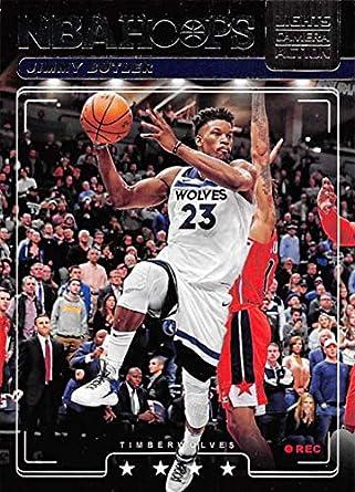 2018-19 NBA Hoops Lights Camera Action Retail Insert  14 Jimmy Butler  Minnesota Timberwolves ce3cc2b2f