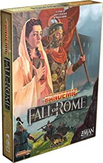 Z-Man ZM7124 Pandemic: Fall of Rome (B07HJFLL1J) | Amazon Products