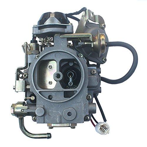 KIPA Carburetor For Isuzu 2 Barrel Amigo Pick Up Impulse Tropper 2.3L 2254CC l4 GAS SOHC Naturally Aspirated OEM # 4ZD1 8-94337-784-0 8943377840 3126443 8943413400