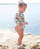 RuffleButts Baby/Toddler Girls Long Sleeve One