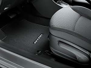 Genuine 2012 Hyundai Accent Carpet Floor Mats, Black
