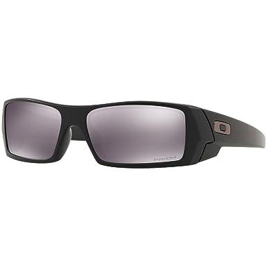 71d0796e43 Oakley Gascan 901443 Montures de lunettes, Or (Matte Black), 60 Homme
