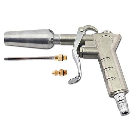 Compresor de aire, herramienta de soplado, accesorio para quitar el polvo, pistola sopladora