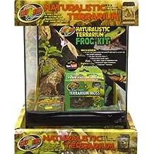 Zoo Med Laboratories SZMNT2FK Naturalistic Terrarium Frog Kit