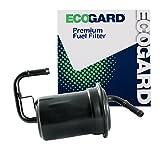 1991 mazda miata fuel filter - ECOGARD XF54785 Engine Fuel Filter - Premium Replacement Fits Mazda Miata
