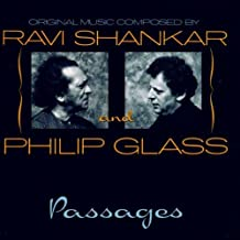 Glass / Shankar: Passages By Philip Glass,Ravi Shankar (1990-09-15)