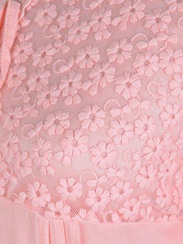 Anna-Kaci - Robe - Femme rose Rosa