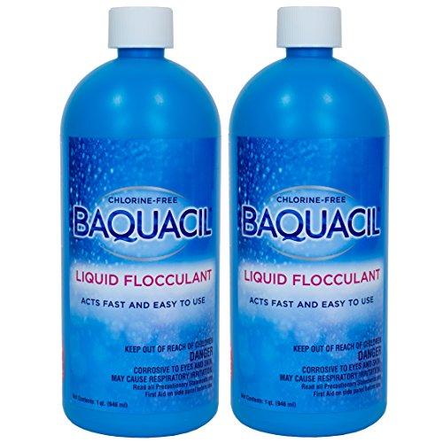 Baquacil Liquid Flocculant (1 qt) (2 Pack) ()