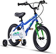 "Chipmunk 12"" 14"" 16"" 18"" Bicycles, RoyalBaby Kids' Bike for Boys and Girls,"