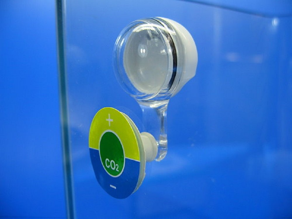 Monitor Ista de CO2 de larga duración con formato anticaída– Kits de solución a tiempo real: Amazon.es: Productos para mascotas
