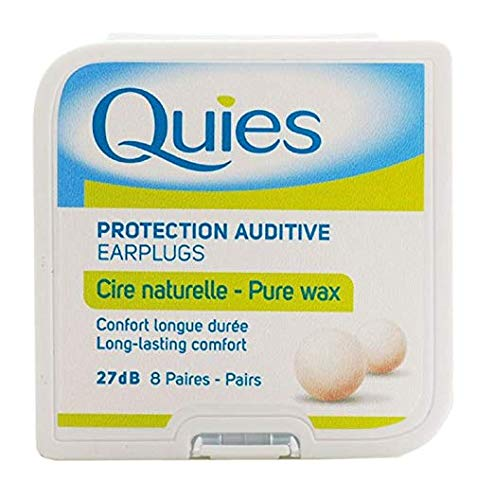 Boules Quies Ear Plugs 3 Pack