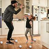 LinsonK 20-Pack Snow Toy Balls for Kids Indoor