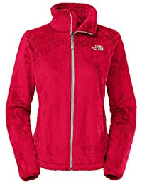 Womens Osito 2 Classic Fleece Jacket (X-small, ROSE RED)