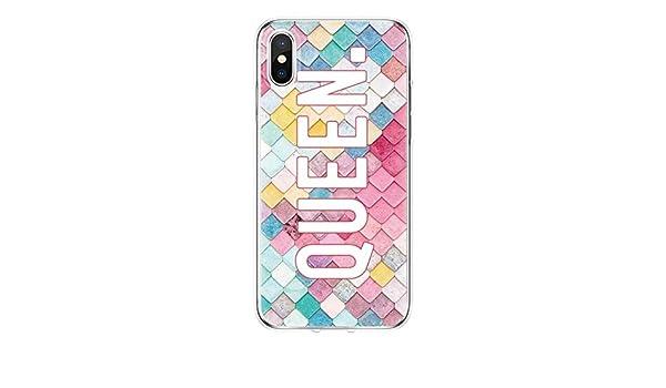 Amazon.com: Luxury Case for Funda iPhone 7Plus Case for TPU ...