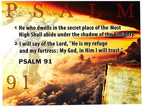 Top 10 best scripture posters psalms 91 2020