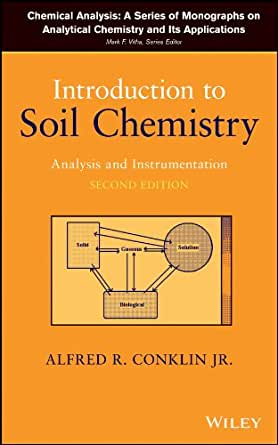 Introduction to soil chemistry analysis and for Introduction of soil