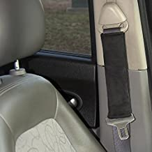 Seat Belt Microfiber Foam Cover (2-pack) - Cushioned for your driving comfort by Seat Belt Extender Pros
