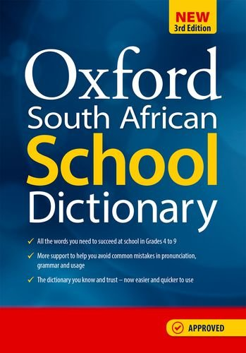 Oxford South African school dictionary: Gr 4-6