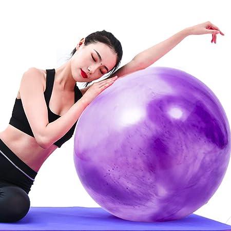 ZENWEN Bola De Ejercicio De Yoga Color Bola A Prueba De ...