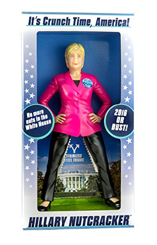 The New 2016 Hillary Nutcracker
