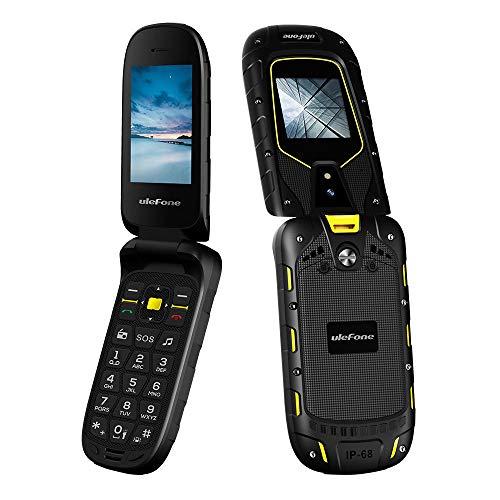 🥇 Ulefone Armor Flip – Teléfono Móvil Robusto con Tapa