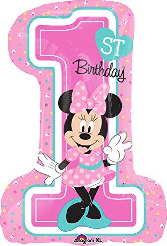 Happy Birthday Minnie 1st