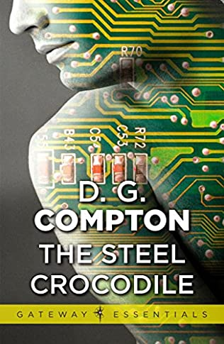 book cover of The Steel Crocodile