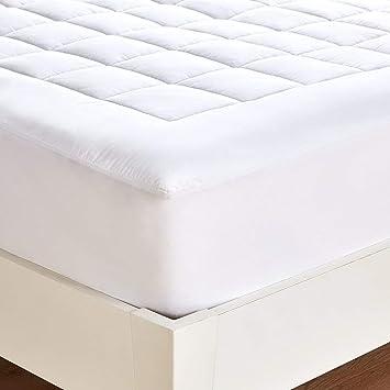 Sensational Amazon Com Mattress Pad Best Cooling Topper Pillow Top Unemploymentrelief Wooden Chair Designs For Living Room Unemploymentrelieforg