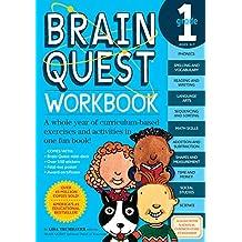 Brain Quest Workbook: Grade 1
