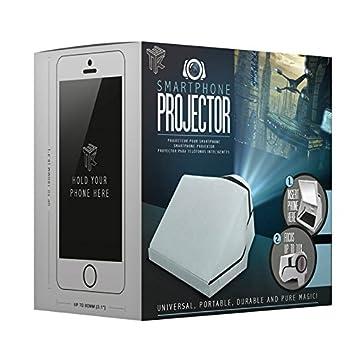 Paladone - Proyector para Smartphone: Amazon.es: Electrónica
