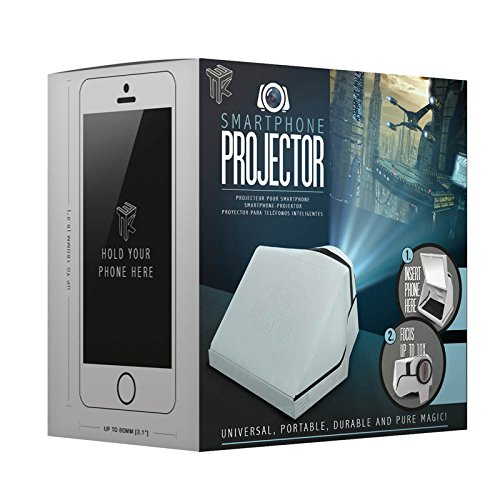 Paladone Smartphone Projector (New Tech Tv Base)