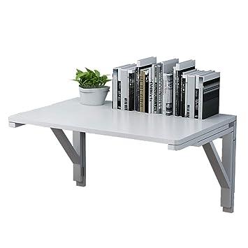 Laptop Desk Home Tavolo Pieghevole a Parete Tavolo Pieghevole Tavolo ...