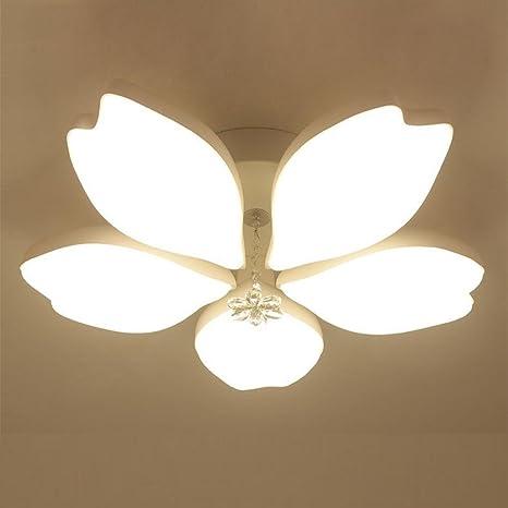 YAYONG lampadario moderno soggiorno camera da letto luci fiore ...