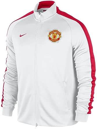 NIKE Jacke Manchester United Authentic N98 - Camiseta/Camisa Deportiva para Hombre