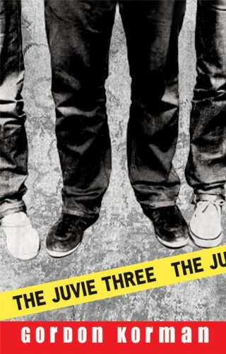 Download The Juvie Three [Hardcover] [2008] Gordon Korman ebook