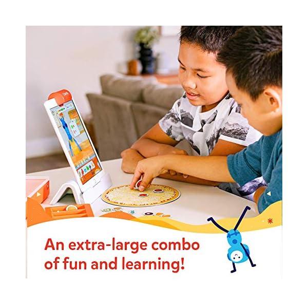 Osmo Pizza Co. Starter Kit – Abilità di Comunicazione e Matematica (Base iPad Inclusa), 901-00043 5 spesavip