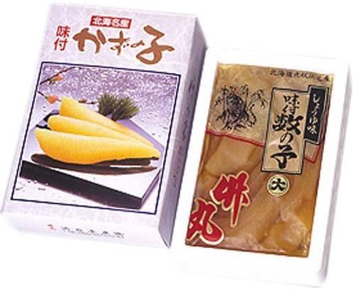 数の子醤油漬なら北海道虎杖浜【味付数の子醤油漬 大1kg入り】