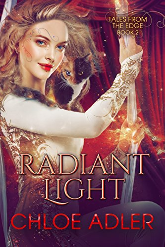 Radiant Light: A Reverse Harem Paranormal Romance (Tales From the Edge Book (Distant Light)
