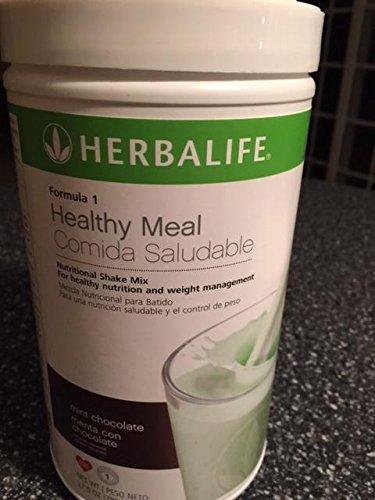 Shake 1 Formula Mix - Herbalife Formula 1 Shake Mix - Mint Chocolate (780g)