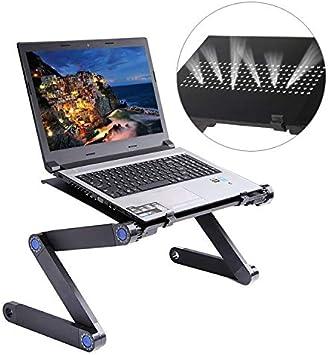 Laptop Stand Sunzimeng portátil Plegable Ajustable de 360 Grados ...